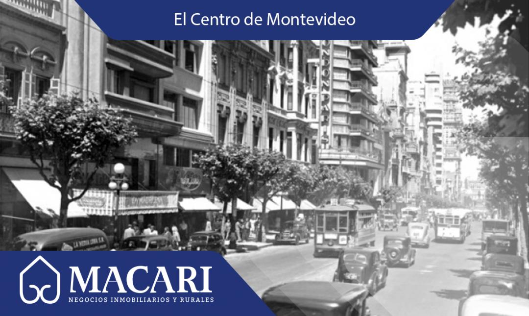 El Centro de Montevideo