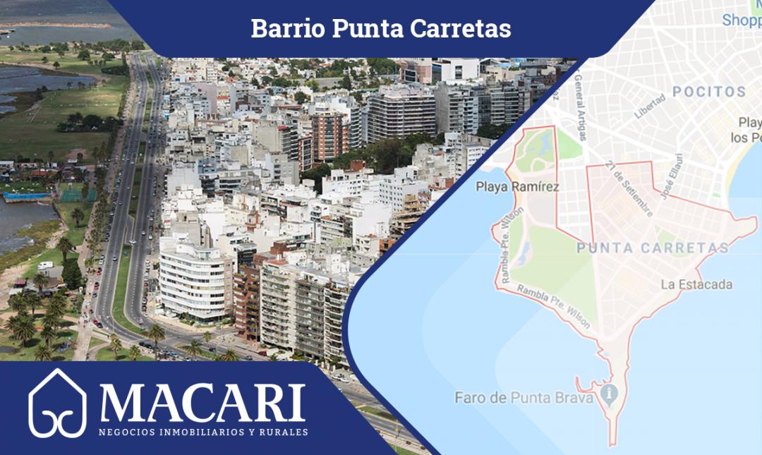 Punta Carretas, un barrio privilegiado