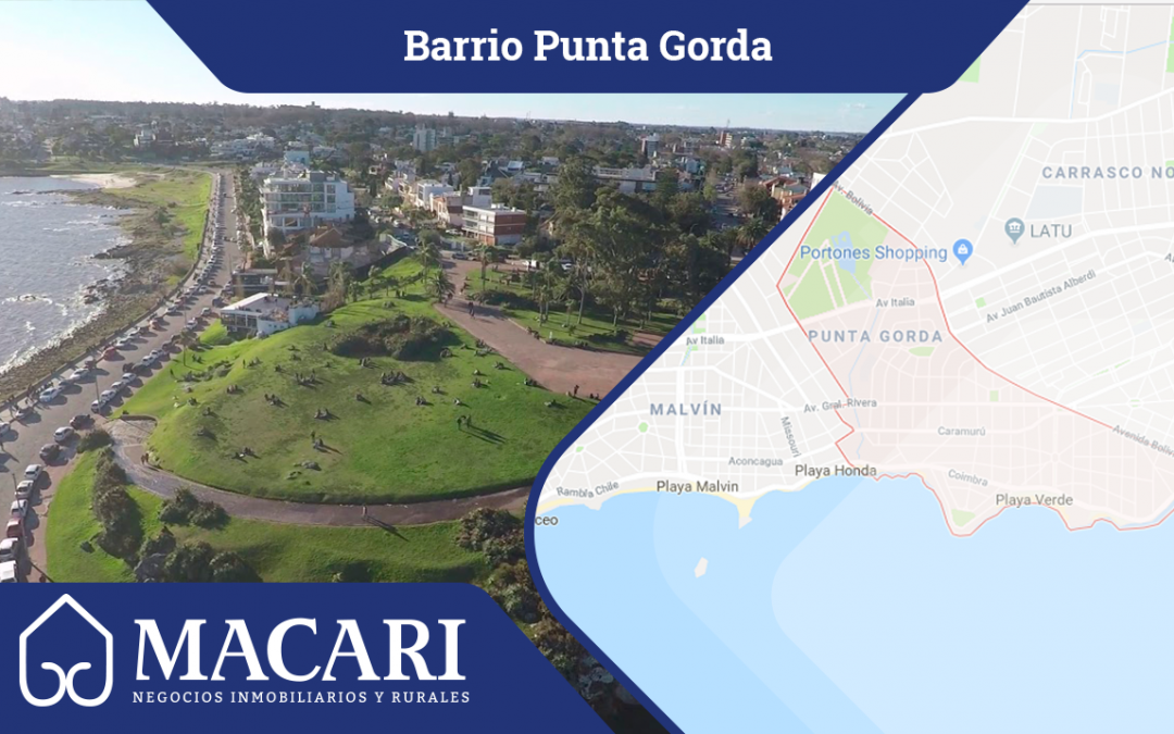 Punta Gorda; un barrio sofisticado