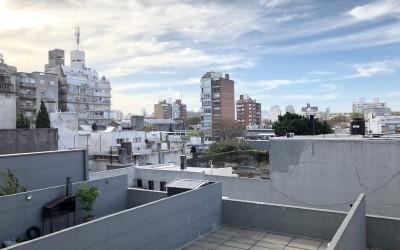 Nuda propiedad Usufructo Parcial a 8 años Monoambiente Av Brasil